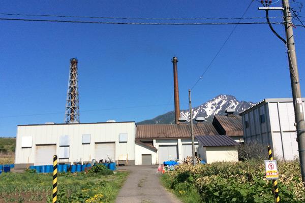 驚き!利尻島の発電所とエネルギ...